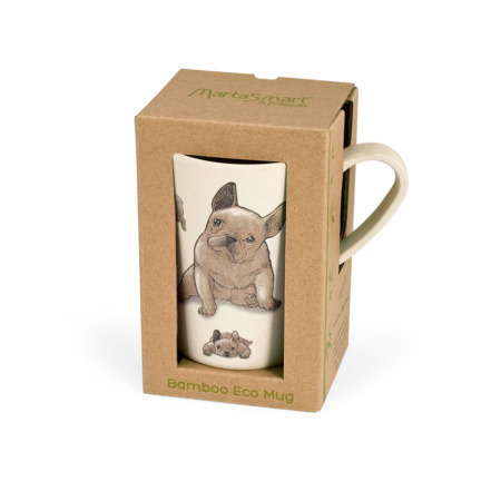 BB301-2 BigBamBoo - Cute Eco Mug box