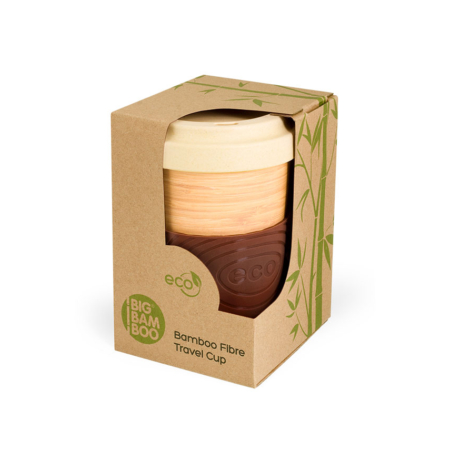 BB305-1 BigBamBoo - Bamboo To Go Cup 550 ml box