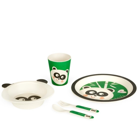 BB102-2 Set za jelo Panda